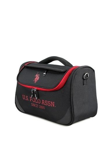 U.S.Polo Assn. Makyaj Çantası Siyah